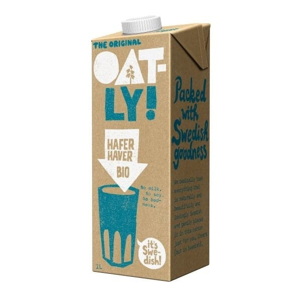 OATLY OAT DRINK, organic, 1l