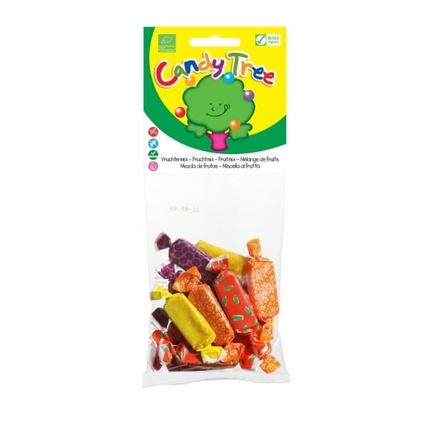 Candy Tree ORGANIC CHEWING SWEETS, 75g