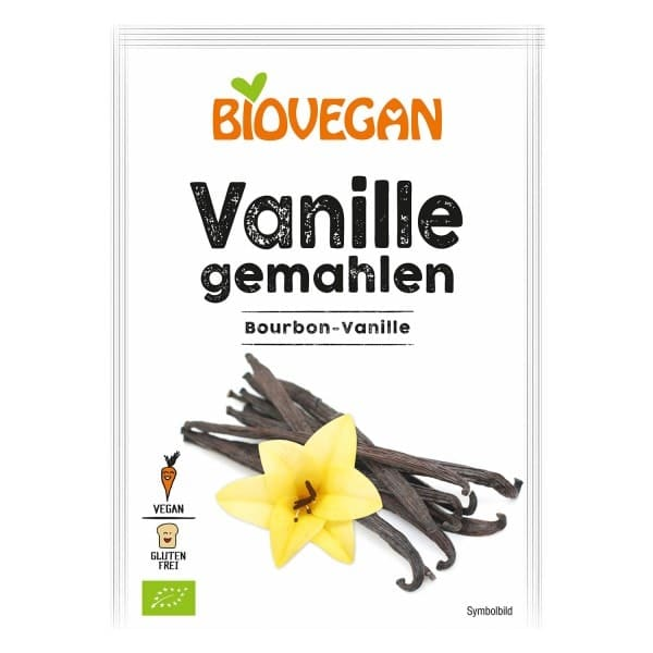 Biovegan VANILLA ground, 5g