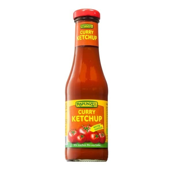 Rapunzel CURRY KETCHUP, BIO, 450ml