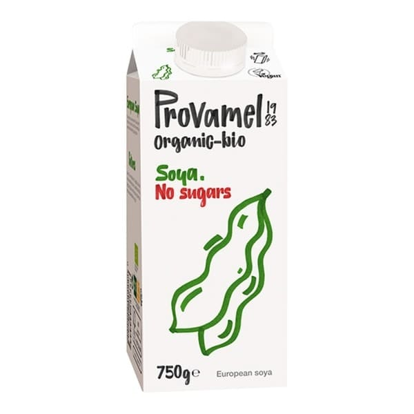 Provamel YOGHURT ALTERNATIVE without sugar, organic, 750g